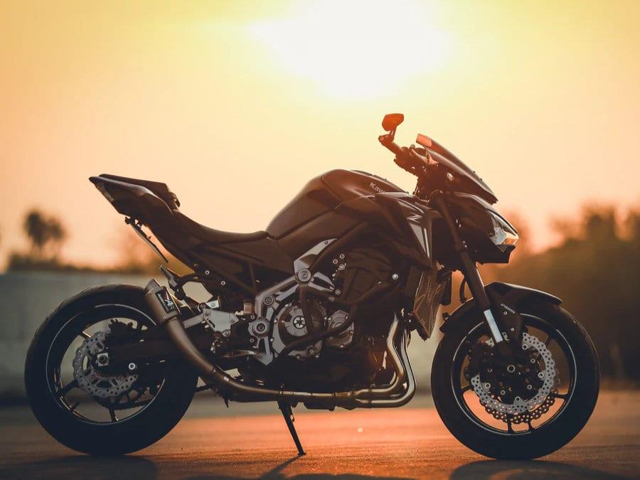 Odškodnění dopravní nehody - motocykl