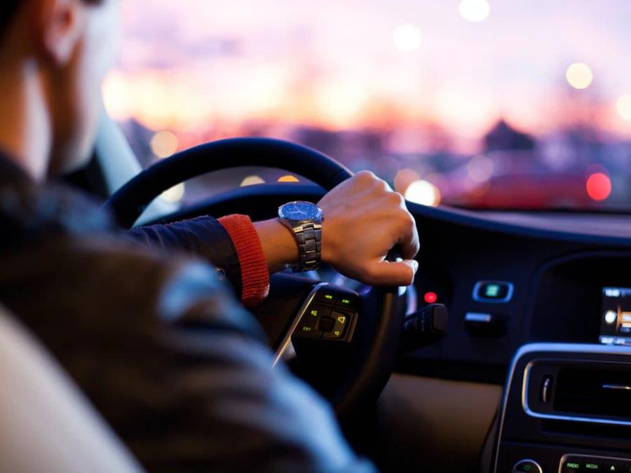Za volantem dopravní nehoda